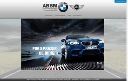 ABBM - Portal Institucional