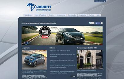 ABRAHY - Portal Institucional