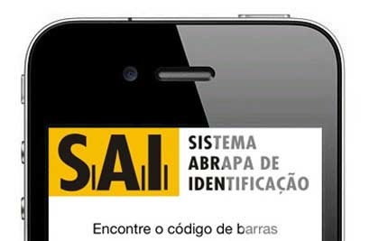 Abrapa - Aplicativo mobile SAI