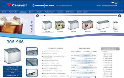 Caravell - Portal Institucional