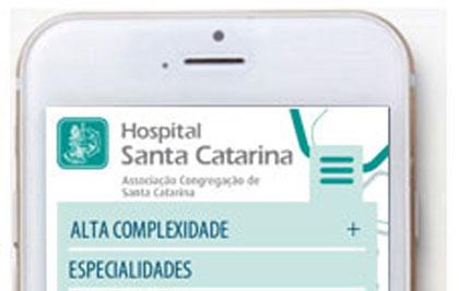 HSC - Aplicativo Mobile