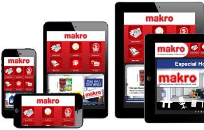 Makro - Aplicativo Mobile