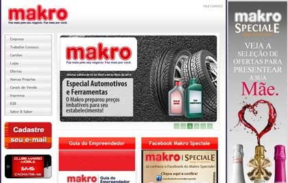 Makro - Portal