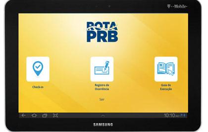 PRB - Sistema Mobile em Cloud