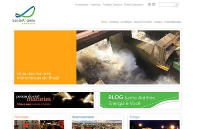 Santo Antônio Energia - Portal Institucional