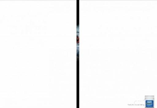 O minimalismo na propaganda_w21Mercurion