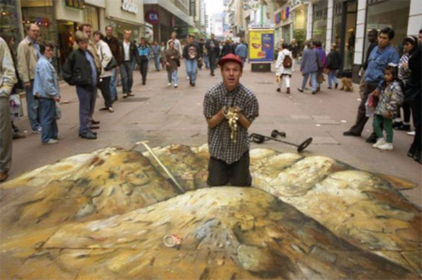 Street art_grefite 3D_w21mercurion