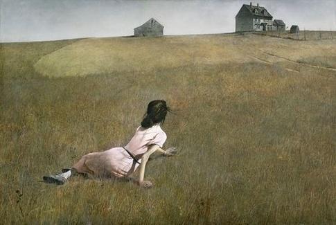 O mundo de Cristina - Andrew Wyeth