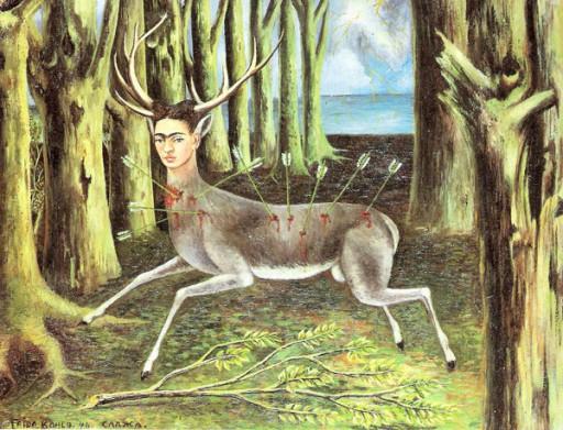 Veado ferido_Frida Kahlo_w21mercurion
