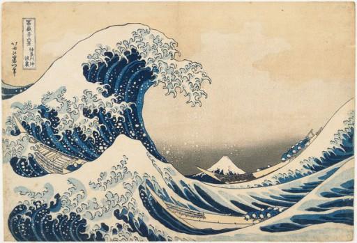 Katsushika Hokusai 1760 - 1849