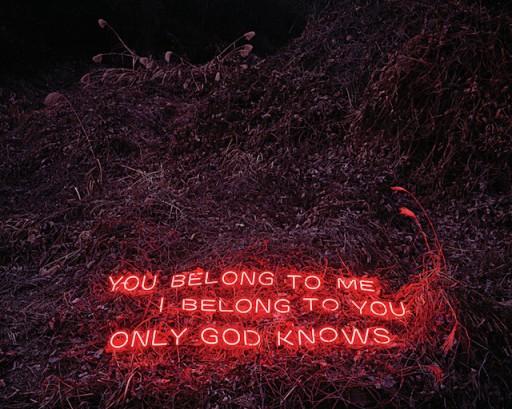 só Deus sabe que eu perten??o a você e você a mim.