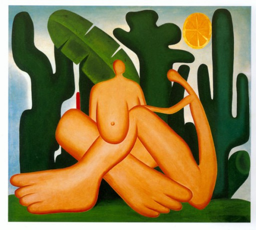 Tarsila do Amaral - 1928