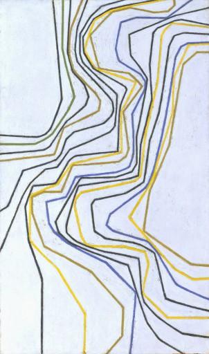 7 linhas (1959-63) Kenneth Martin (1905-1984)