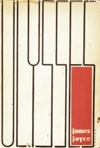 Capa de Ulysses  Ernst Reichl - 1934