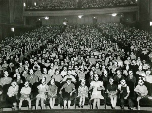 Clube do Mickey - 1930