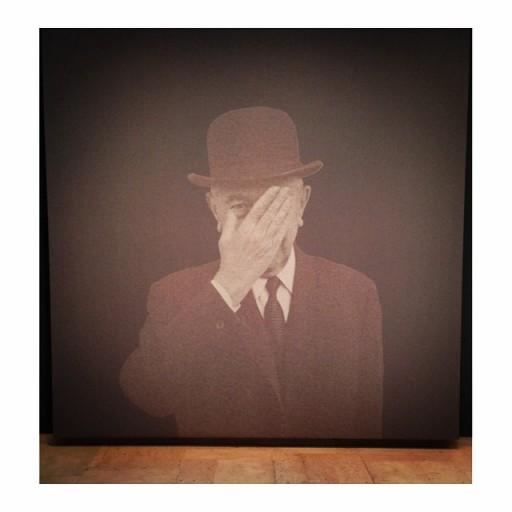 Rene Magritte_Duane Michals_w21mercurion