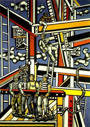 Os Construtores - 1950