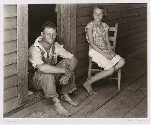 Walker Evans - 1936
