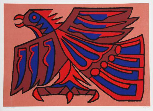 Victor Delfin-Red Inca Condor